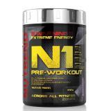 RECENZE: NUTREND - N1 PRE-Workout