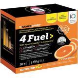 RECENZE: NAMEDSPORT - 4 Fuel