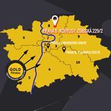 Goldfitness již 3x v Praze!