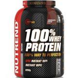 RECENZE: NUTREND - 100% Whey Protein