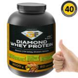 Diamond whey – proteinové pohlazení od GF nutrition