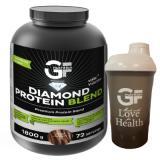 RECENZE: GF NUTRITION - Diamond Protein Blend