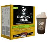 RECENZE: GF NUTRITION - Diamond Mass