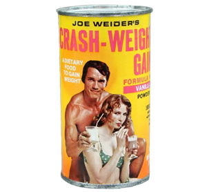 Crash Weight Gain - Weider