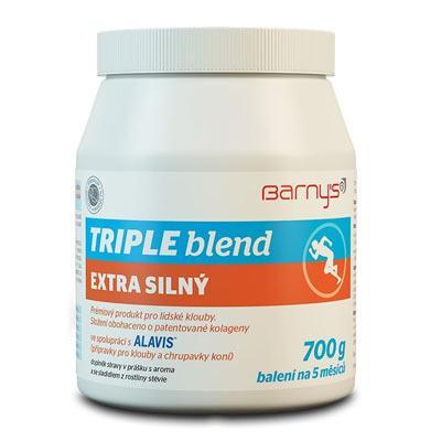Výsledek obrázku pro Barny´s Triple Blend Extra silný 700 g