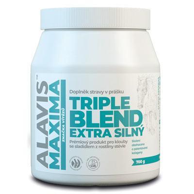 Maxima Triple Blend Extra silný 700 g