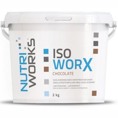 Iso Worx 2 kg + Omega 3 + šejkr ZDARMA