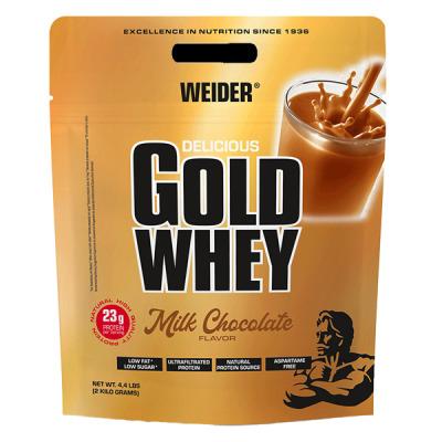 GOLD Whey 2kg + 500g ZDARMA