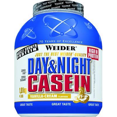 Výsledek obrázku pro Weider Day & Night Casein 1800g