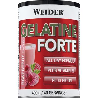 Výsledek obrázku pro WeiderGelatine Forte 400g