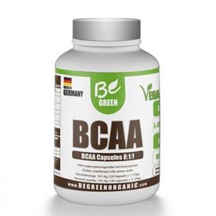 BCAA Vegan 120 kapslí