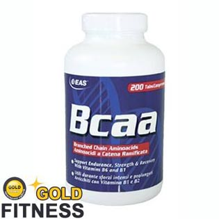 Amino BCAA 200tbl. - EAS
