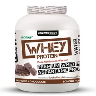Whey Protein 2,2kg - cookies cream