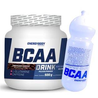 BCAA + L-Glutamine XXL 480g - EnergyBody