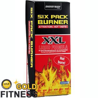 Six Pack Burner 20x 25ml.