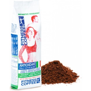 FITNESS COFFEE 250g - mletá káva
