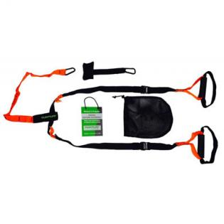 Závěsný posilovací systém Suspension Trainer