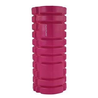 Masážní válec Foam Roller TUNTURI 33 cm / 13 cm - růžový