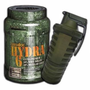 Hydra 6 908g + Šejkr ZDARMA