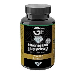 Magnesium Bisglycinate + Zinc 90 kapslí