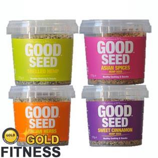 Good Hemp Seed 170g - GOOD Hemp