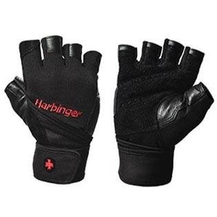 Fitness rukavice 1140 PRO s omotávkou - velikost XL