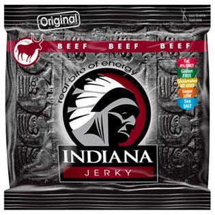 Sušené maso Indiana Jerky 60 g