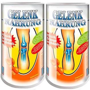 AKCE 2x Gelenk Nahrung - třešeň