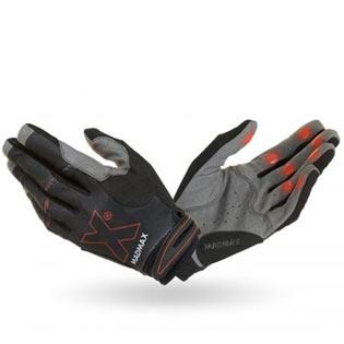 Fitness rukavice Crossfit 103 - černé/šedé