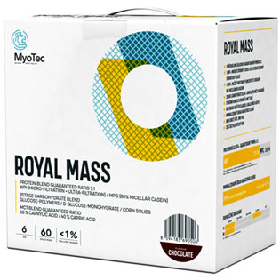 Royal Mass 6kg + creatine 300g ZDARMA