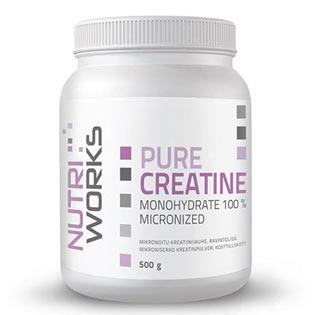 Pure Creatine Monohydrate 500 g