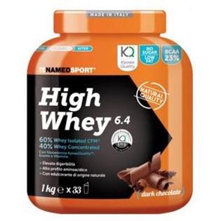 High Whey 6.4 1000g - tmavá čokoláda