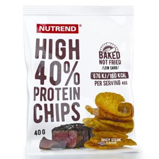 High Protein Chips 40g