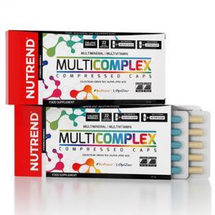 Multicomplex Compressed caps 60 kapslí