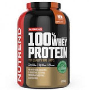 100% Whey Protein 2820g + šejkr 25 let ZDARMA - ledová káva