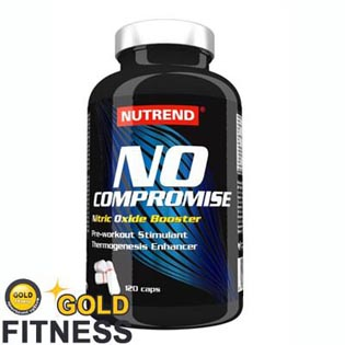 NO Compromise 120tbl. - Nutrend