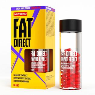 FAT DIRECT 60 kapslí