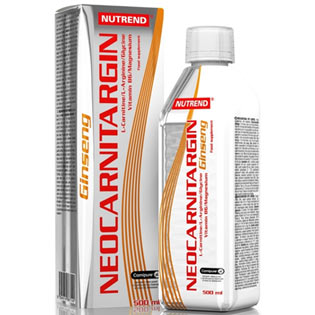 NEOCARNITARGIN s ženšenem 500 ml.