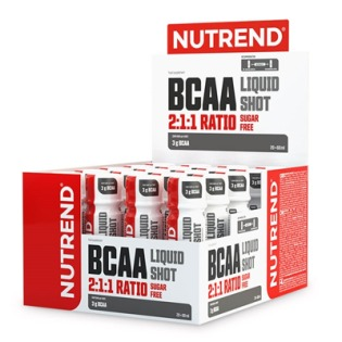 BCAA Liquid Shot 20x 60 ml.