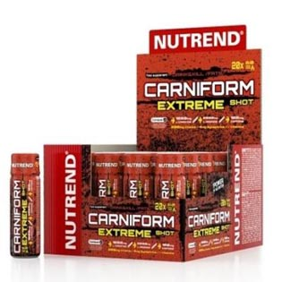 Carniform Shot 20x 60 ml.