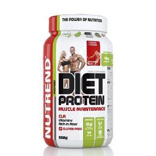 Diet Protein - 560g - banán