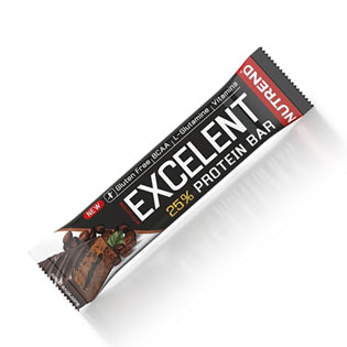 24% Excelent Protein Bar Double  with caffeine 85g - Nutrend