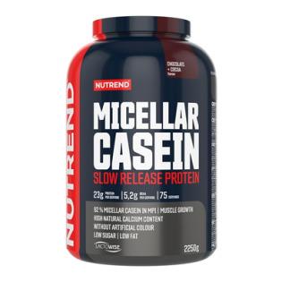 Micellar Casein 2250g - jahoda