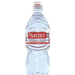 Nartes Sport pramenitá voda 750ml