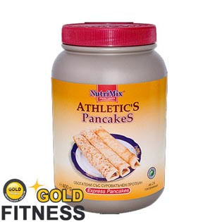 Athletics Pancakes 400g