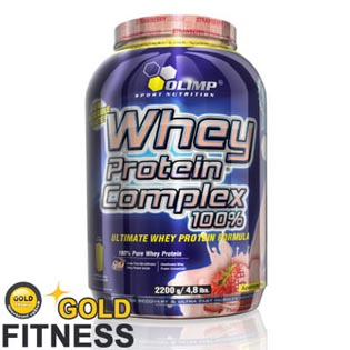 Whey Protein Complex 100% 2200g - Olimp