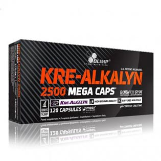 Kre-Alkalyn 2500mg - 120kapslí