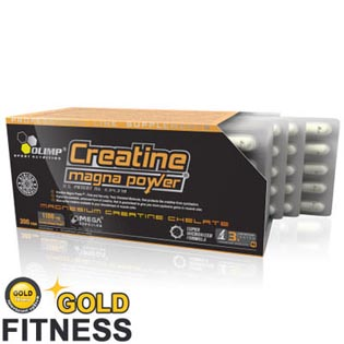 Creatine Magna Power  120 kapslí - Olimp