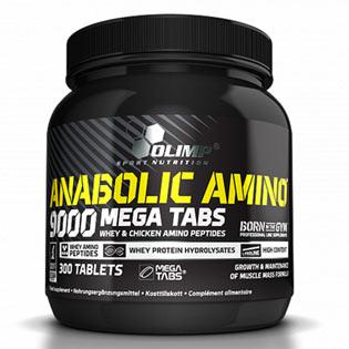 Anabolic Amino 9000 300tbl.