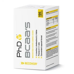 Pharma BCAA´s 195 kapslí